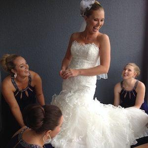 Gabrielle's Wedding