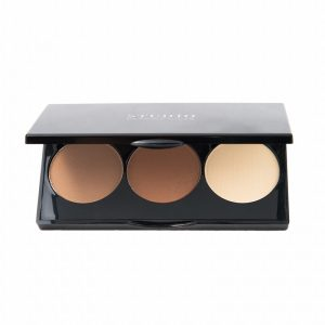 three well filled contour pallette